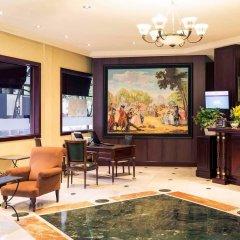 Отель Mercure Madrid Plaza De Espana Мадрид интерьер отеля