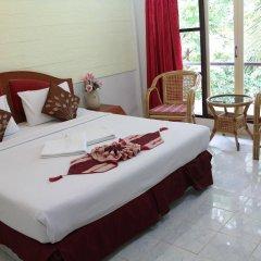 Отель Baan Suan Sook Resort комната для гостей
