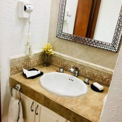 Отель Condominios Brisas Cancun Zona Hotelera ванная