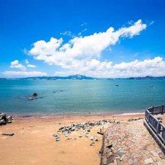 Отель Na Lian Hai Homestay Китай, Сямынь - отзывы, цены и фото номеров - забронировать отель Na Lian Hai Homestay онлайн пляж фото 2