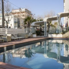 Best Western Maison B Hotel Римини бассейн фото 3