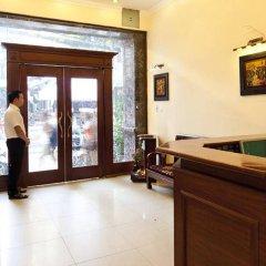 Отель Gia Thinh Ханой интерьер отеля