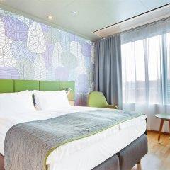 Отель Holiday Inn Helsinki City Centre Финляндия, Хельсинки - 12 отзывов об отеле, цены и фото номеров - забронировать отель Holiday Inn Helsinki City Centre онлайн комната для гостей фото 5