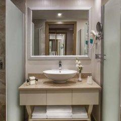 Botanik Platinum Турция, Окурджалар - отзывы, цены и фото номеров - забронировать отель Botanik Platinum онлайн ванная фото 2