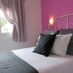 Отель Atico Terraza And Barbacoa Park Guell Барселона комната для гостей фото 5