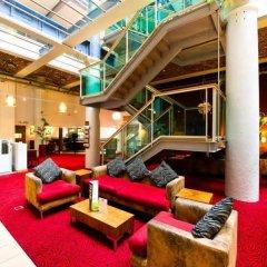 Отель The Place Aparthotel Манчестер интерьер отеля фото 3