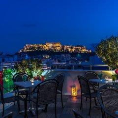 Отель Attalos Hotel Греция, Афины - отзывы, цены и фото номеров - забронировать отель Attalos Hotel онлайн гостиничный бар