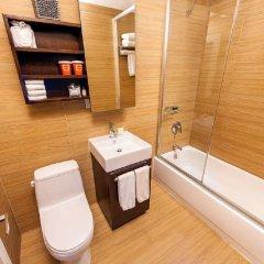 Отель Empire Hotel США, Нью-Йорк - 1 отзыв об отеле, цены и фото номеров - забронировать отель Empire Hotel онлайн ванная фото 2