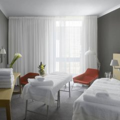 Radisson Blu Hotel, Glasgow комната для гостей фото 2