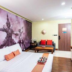 Отель Dang Derm Бангкок фото 18