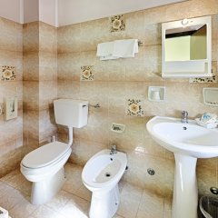 Отель Albergo Mancuso del Voison Аоста ванная