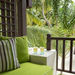 Отель Kurumba Maldives балкон