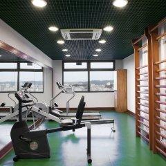 Отель Holiday Inn Lisbon фитнесс-зал фото 2