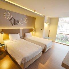 Отель The Heritage Hotels Bangkok комната для гостей фото 2