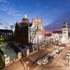 Отель Senacki Польша, Краков - отзывы, цены и фото номеров - забронировать отель Senacki онлайн балкон
