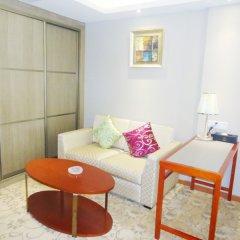 Апартаменты Shenzhen Seventh Avenue Residence Private Apartment комната для гостей фото 2
