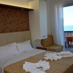 Отель Eurhotel Италия, Римини - отзывы, цены и фото номеров - забронировать отель Eurhotel онлайн комната для гостей фото 5
