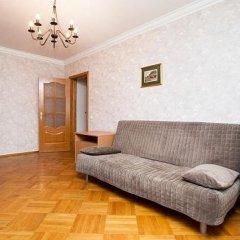 Апартаменты Sadovoye Koltso Apartments Akademicheskaya Москва комната для гостей фото 4