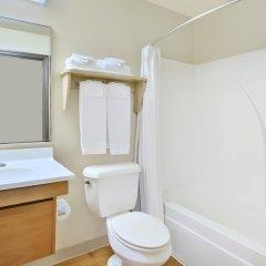 Отель Woodspring Suites Columbus Hilliard Колумбус ванная фото 2