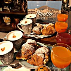 Отель Pinotto Bnb Италия, Торре-Аннунциата - отзывы, цены и фото номеров - забронировать отель Pinotto Bnb онлайн питание фото 2