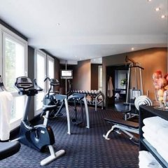 Boston Hotel Hamburg фитнесс-зал фото 2