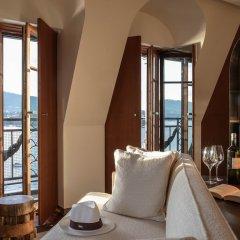 Отель La Réserve Eden au Lac Zurich Швейцария, Цюрих - отзывы, цены и фото номеров - забронировать отель La Réserve Eden au Lac Zurich онлайн ванная