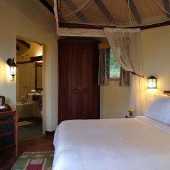 Отель Sarova Lion Hill Game Lodge сейф в номере