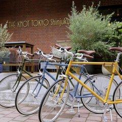 Отель THE KNOT TOKYO Shinjuku спортивное сооружение