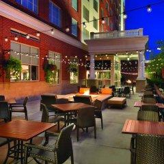Отель Hilton Columbus/Polaris США, Колумбус - отзывы, цены и фото номеров - забронировать отель Hilton Columbus/Polaris онлайн бассейн фото 2