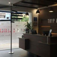 TRYP by Wyndham Mexico City World Trade Center Area Hotel интерьер отеля