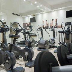 Отель NH Lisboa Campo Grande фитнесс-зал фото 2