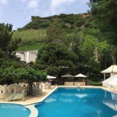 Park Hotel Фускальдо бассейн