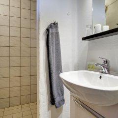 Отель Motel Herning ванная фото 3