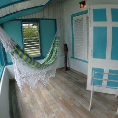 Отель Bahia - Runaway Bay, Jamaica Villas 1BR балкон