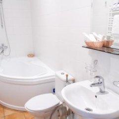 Отель Luna Литва, Мариямполе - отзывы, цены и фото номеров - забронировать отель Luna онлайн ванная