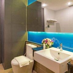 Отель AVA Sea Resort ванная фото 2