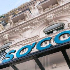 Отель So'Co by HappyCulture Франция, Ницца - 13 отзывов об отеле, цены и фото номеров - забронировать отель So'Co by HappyCulture онлайн фото 2