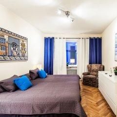 Апартаменты City Apartments Stockholm Стокгольм комната для гостей фото 4