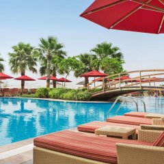 Отель Khalidiya Palace Rayhaan by Rotana, Abu Dhabi бассейн фото 2