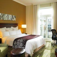 Отель Brussels Marriott Grand Place Брюссель комната для гостей фото 2
