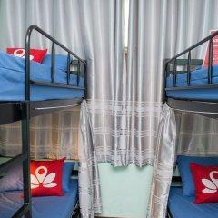 Zen Hostel Mahannop Бангкок спортивное сооружение