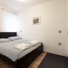 Отель Barrierfree Appartments Salzburg Австрия, Зальцбург - отзывы, цены и фото номеров - забронировать отель Barrierfree Appartments Salzburg онлайн комната для гостей фото 2