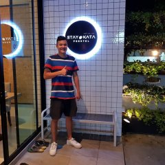 Отель Stay@kata Poshtel развлечения
