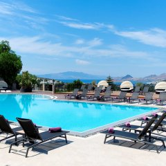 Отель Ramada Resort Bodrum бассейн фото 2