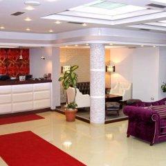 Отель Brilant Saranda Албания, Саранда - отзывы, цены и фото номеров - забронировать отель Brilant Saranda онлайн интерьер отеля фото 3