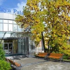 Отель Bankya Palace парковка