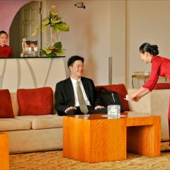 TTC Hotel Premium Ngoc Lan интерьер отеля