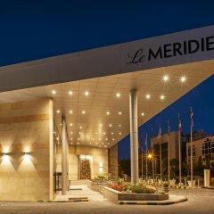 Отель Le Grand Amman Иордания, Амман - отзывы, цены и фото номеров - забронировать отель Le Grand Amman онлайн вид на фасад фото 4