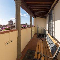 Отель Flospirit - Brunelleschi балкон