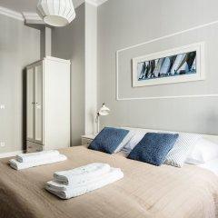 Апартаменты Sanhaus Apartments - Fiszera Сопот комната для гостей фото 4